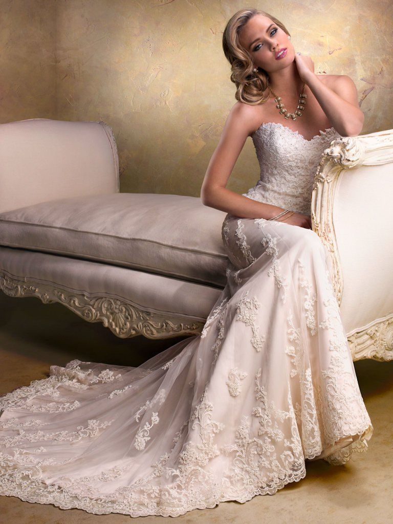 Maggie Sottero Wedding Dress Emma 13533 Front