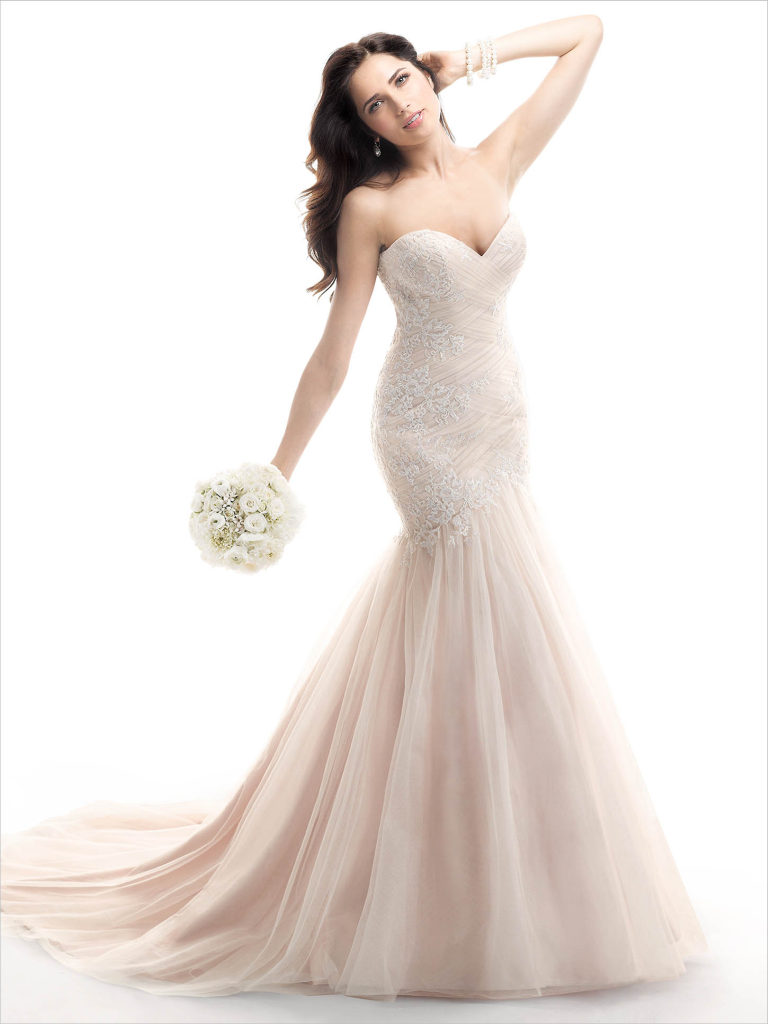 Haven Wedding Dress Bridal Gown Maggie Sottero