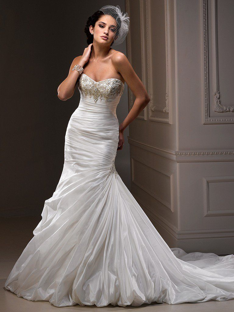 Share Your Wedding Maggie Brides Sottero