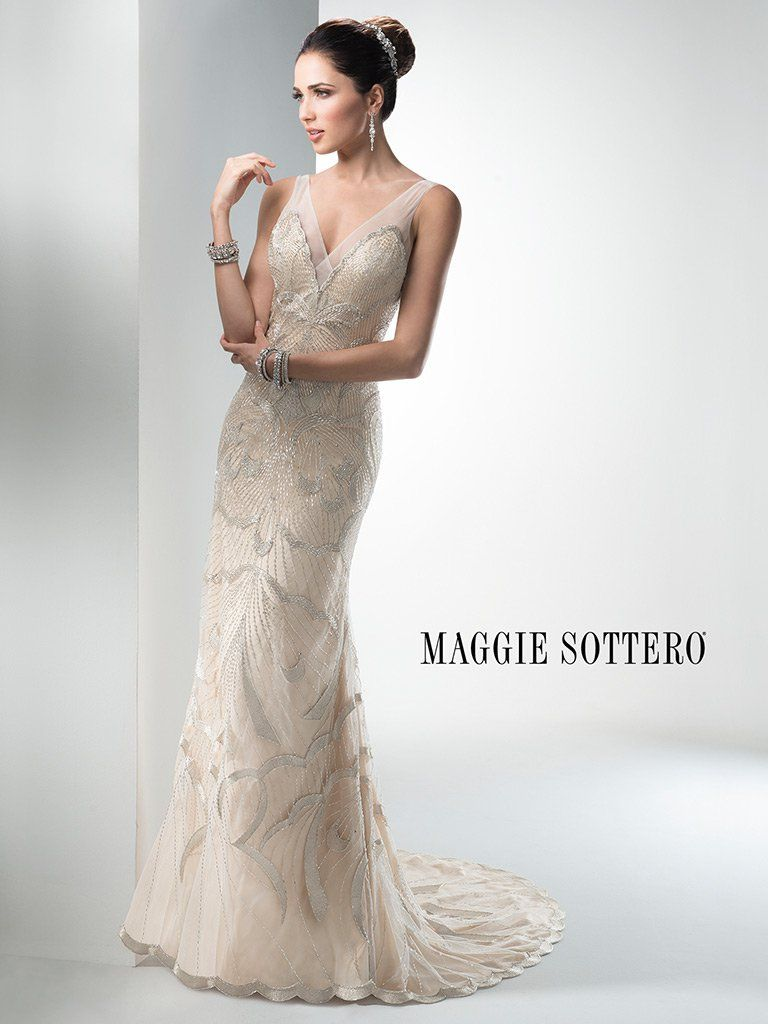 Gianna Marie Wedding Dress Bridal Gown | Maggie Sottero