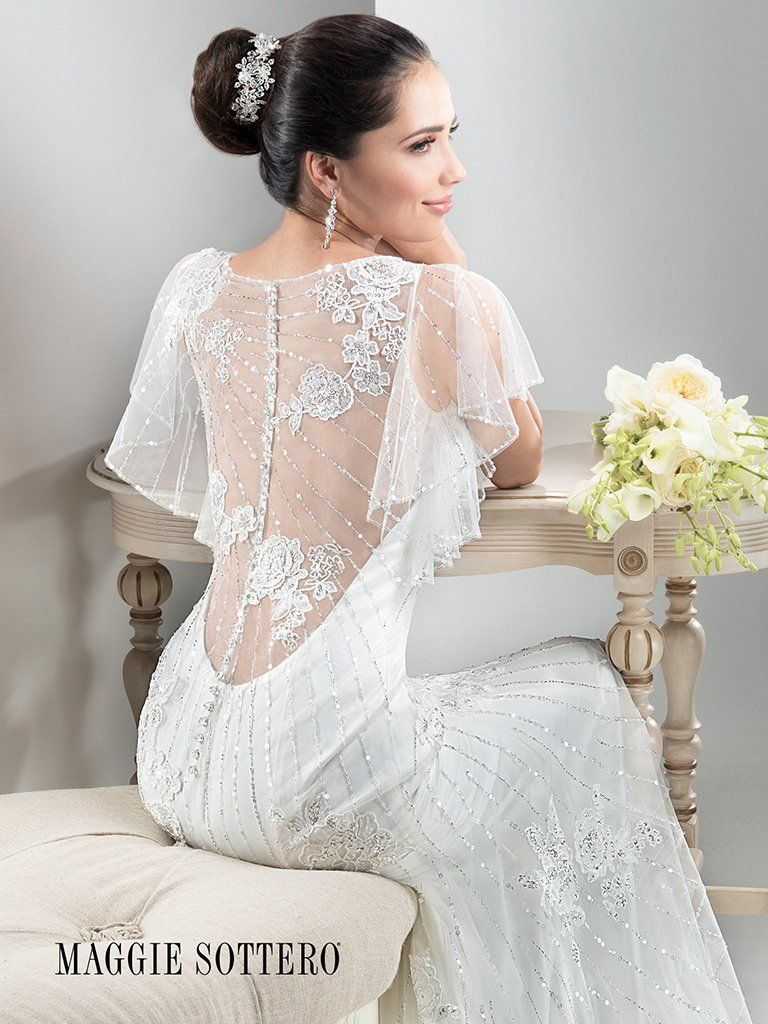 011850e40e Savannah Wedding Dress Bridal Gown Maggie Sottero. Tadashi Shoji Ivory  Savannah Topper Bhldn Savannah Topper In Bhldn. Nicole Miller Spring 2016  ...