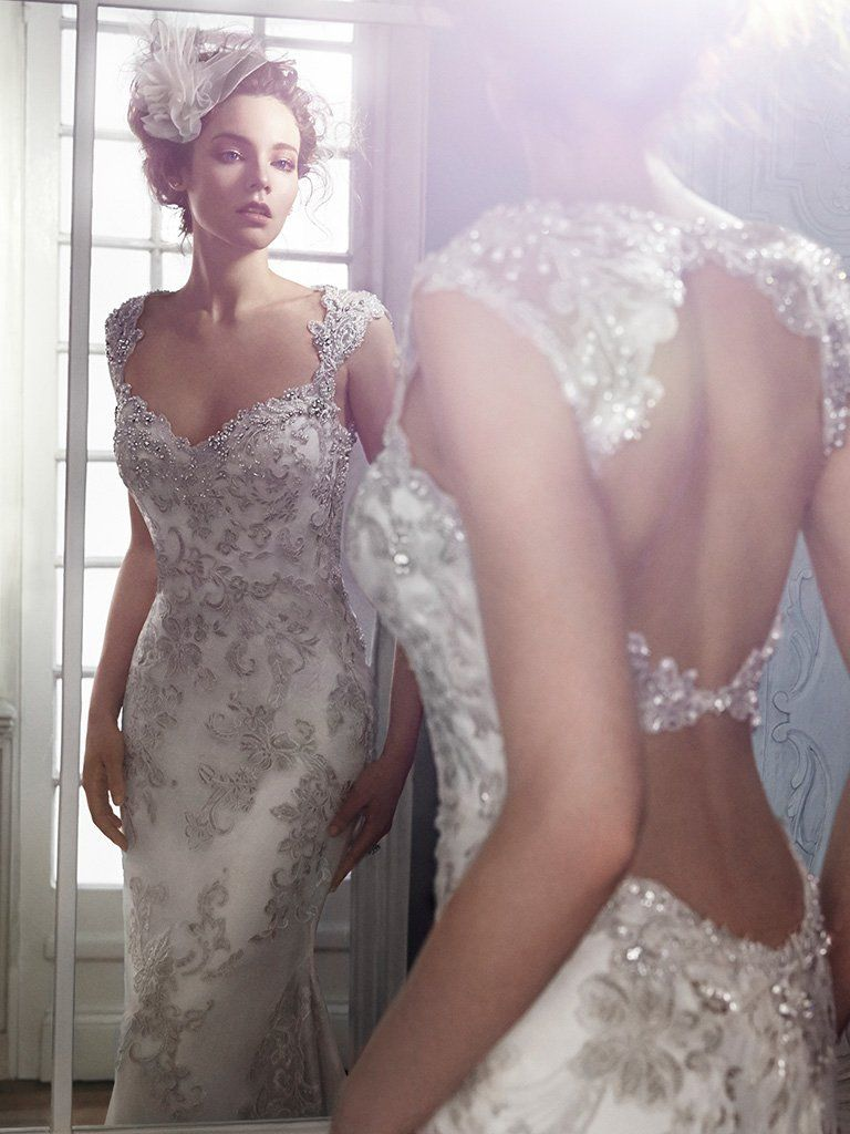 16 Best Wedding Gowns of 2016 - Jade by Maggie Sottero