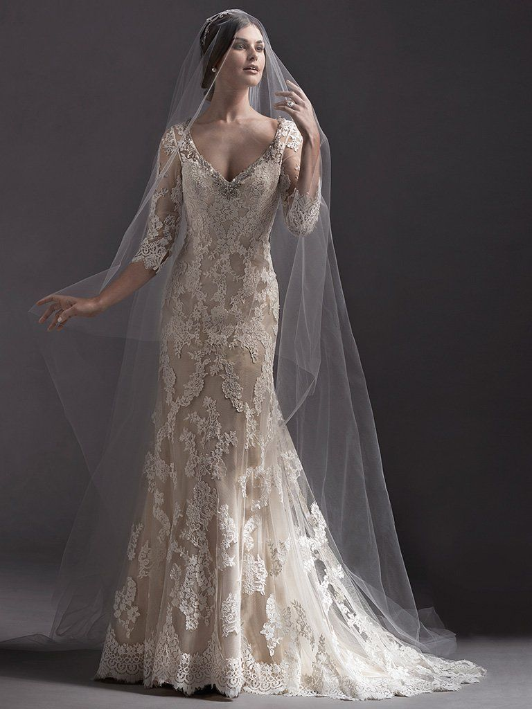 show stopping wedding dresses by sottero and midgley