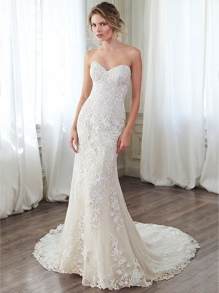 Traditional Lace Wedding Dresses - Arlyn by Maggie Sottero