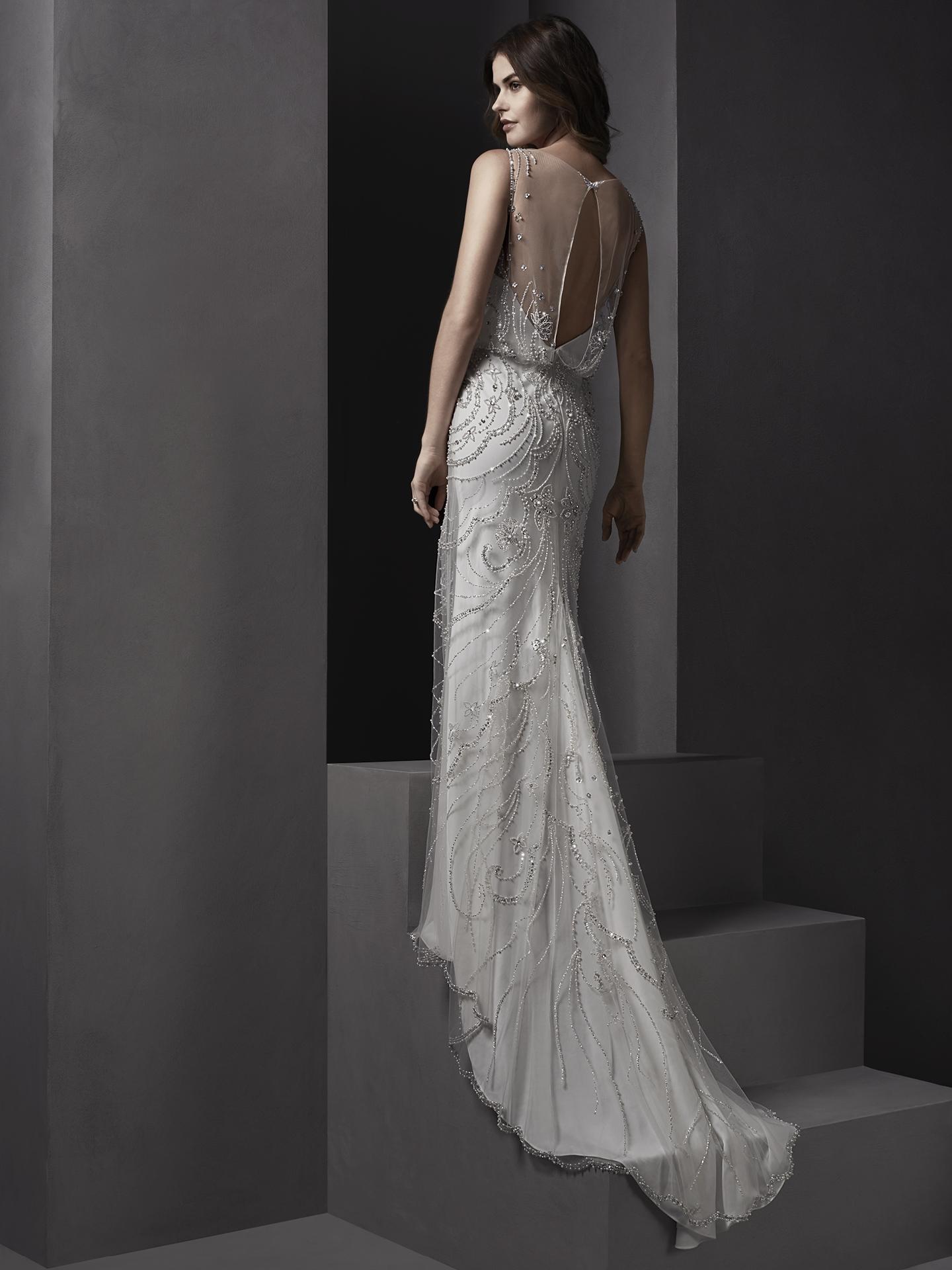 Great Gatsby Inspired Wedding Dresses