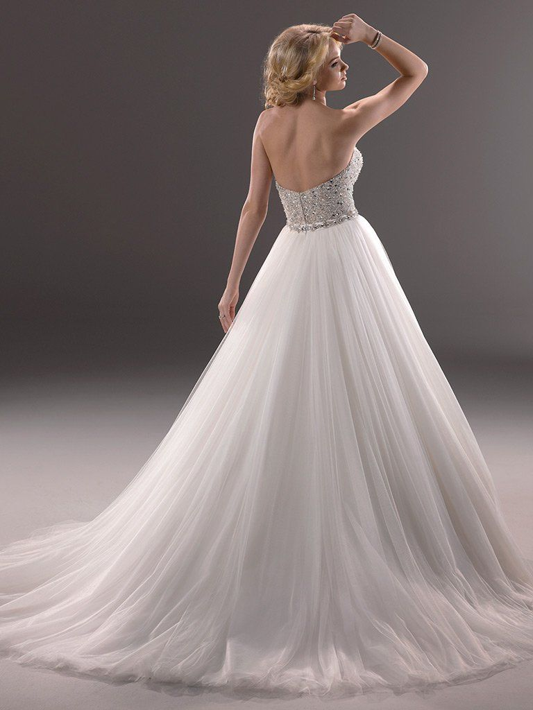 Esme wedding dress by Rebecca Ingram