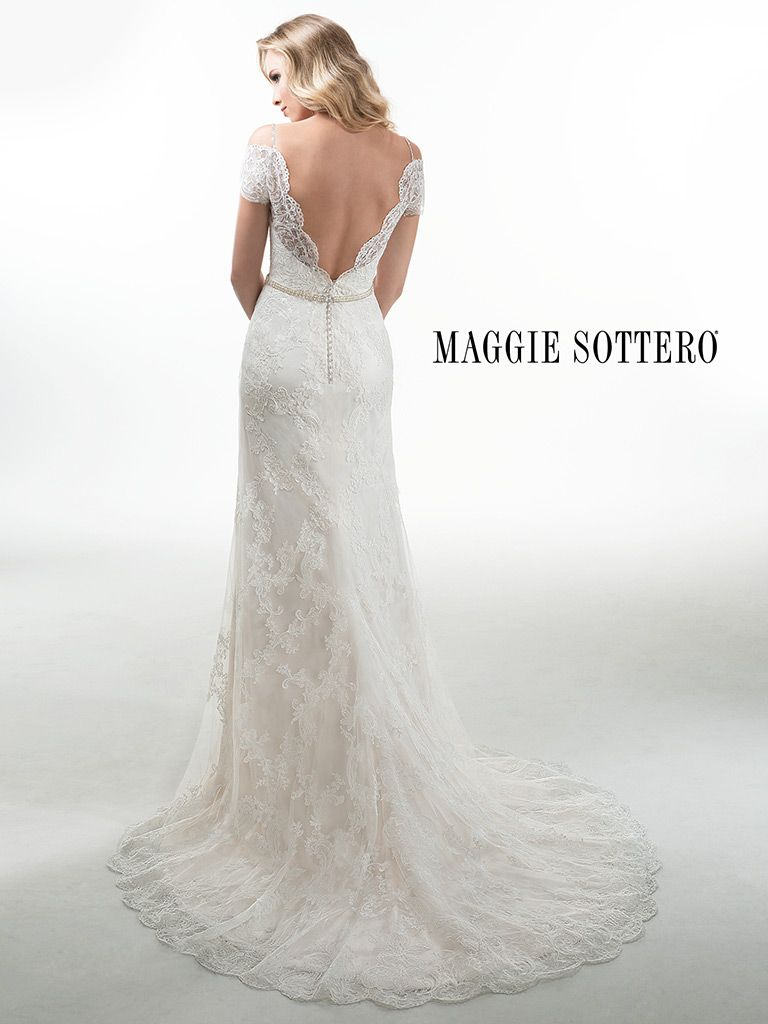 Louise Wedding Dress | Maggie Sottero