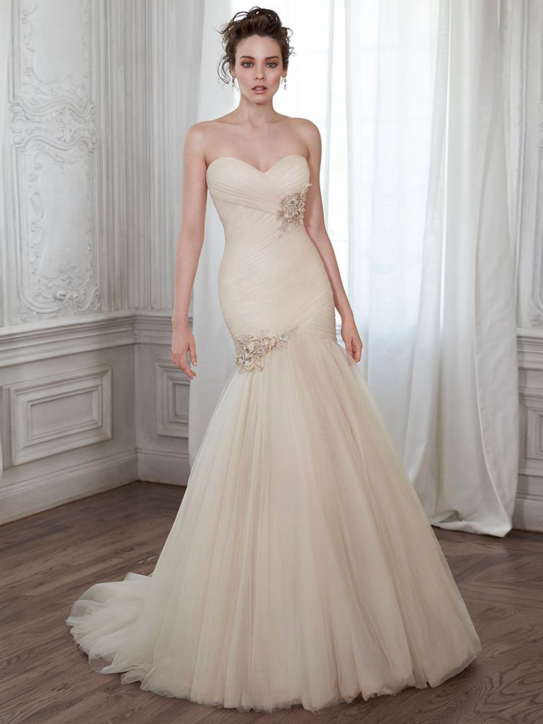Lacey Marie Wedding Dress Bridal Gown Maggie Sottero