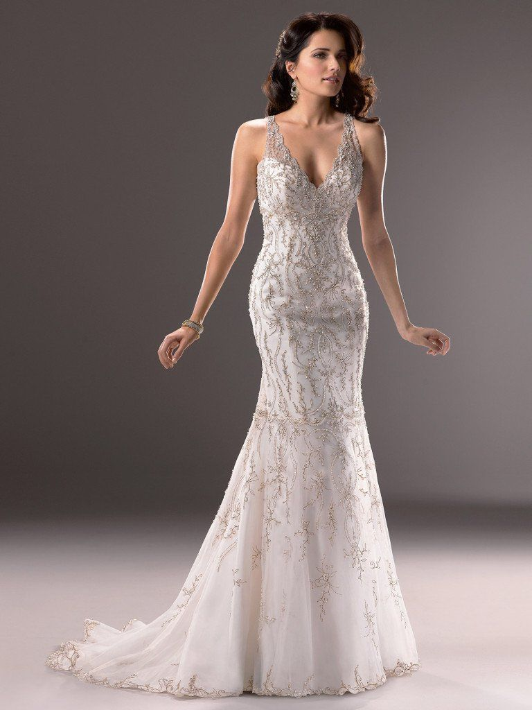 Maggie Sottero Wedding Dress Blakely 3MS734 Alt2