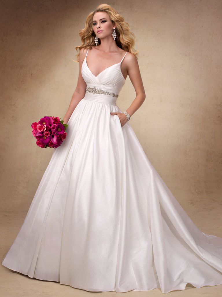 Maggie Sottero Wedding Dress Stephanie 24933 Alt1