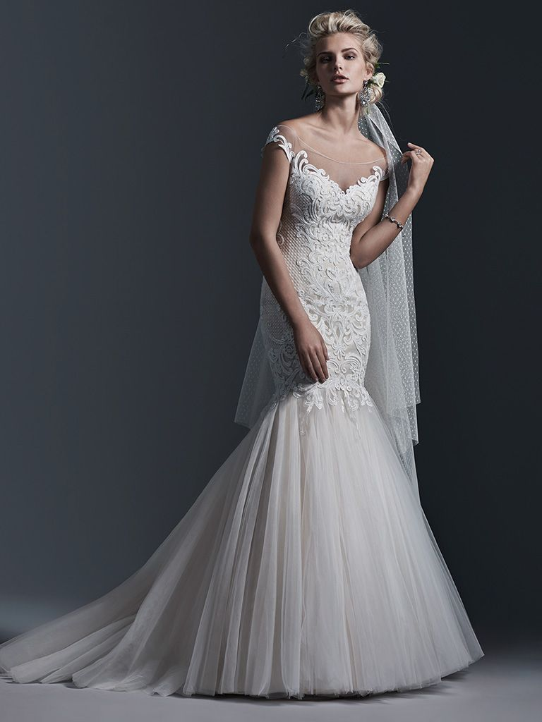 Finding the Perfect Dress for Your Body Type - Cassandra by Sottero and Midgley