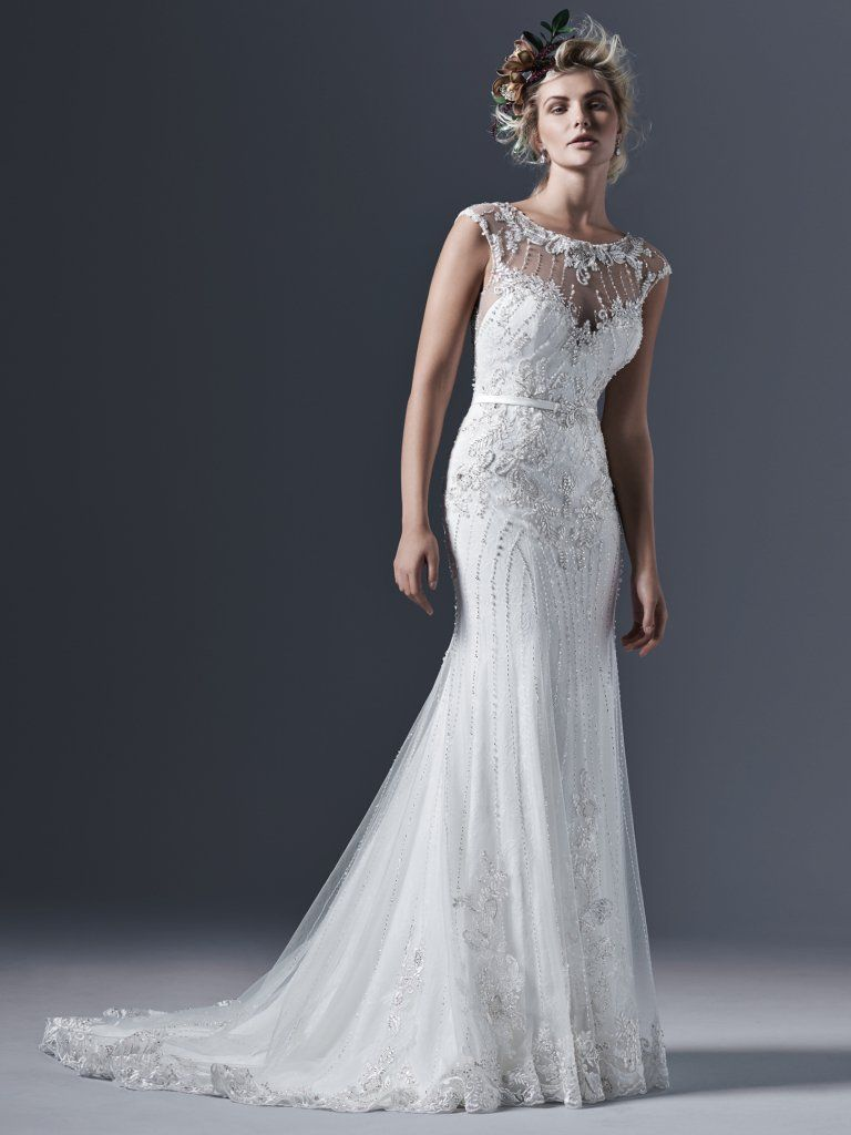 16 Best Wedding Gowns of 2016 - Beckett by Sottero and Midgley