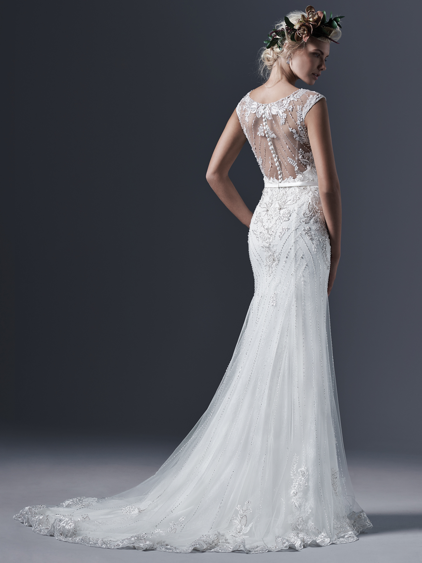 Beckett By Sottero And Midgley Great Gatsby Inspired Wedding Dresses