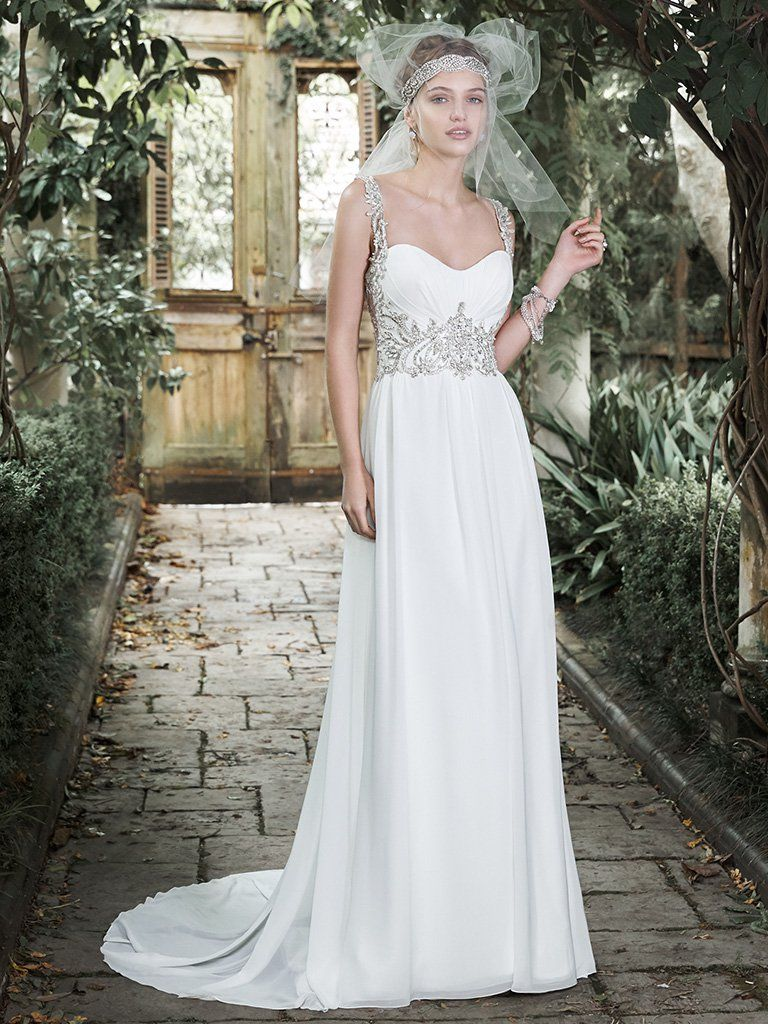Your Wedding Dress Personality - Jeanette by Maggie Sottero