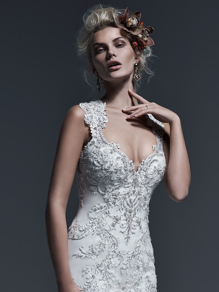 Show-stopping Wedding Gowns by Sottero and Midgley - Monticella wedding dress