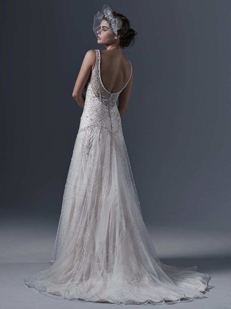Wedding Gowns Inspired by Fabulous Venues - Mariah by Rebecca Ingram