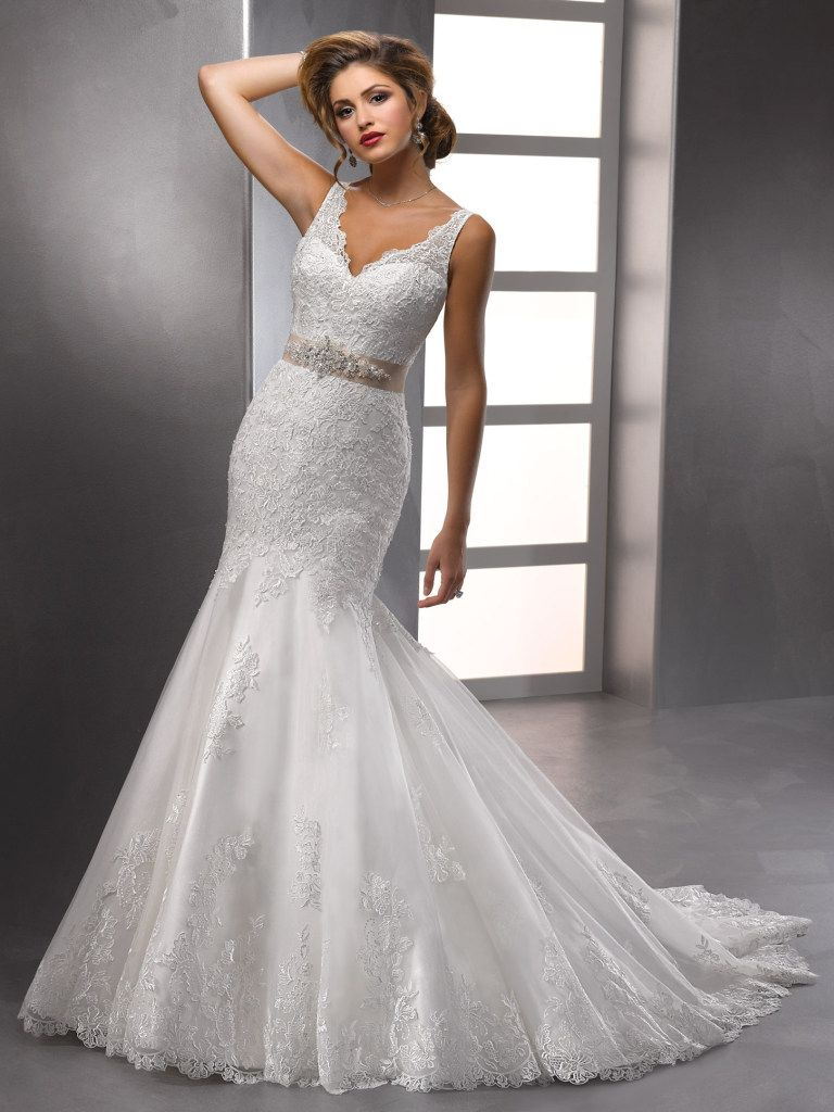 Sottero And Midgley Wedding Dress Charlotte 712603 Front