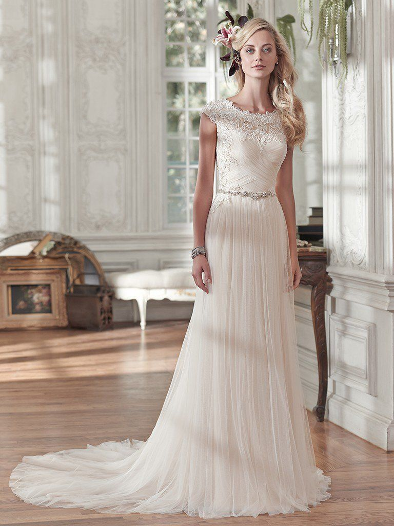 16 Best Wedding Gowns of 2016 - Patience Marie by Maggie Sottero