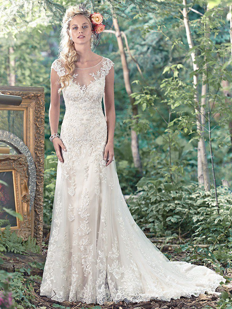 16 Best Wedding Gowns of 2016 - Tami by Maggie Sottero