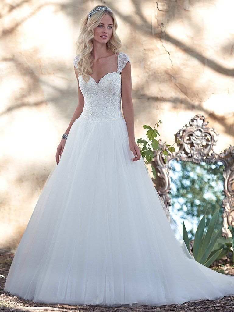 Mindi Wedding Dress | Maggie Sottero
