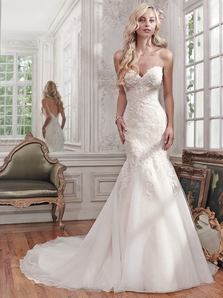 16 Best Wedding Gowns of 2016 - Miranda by Maggie Sottero