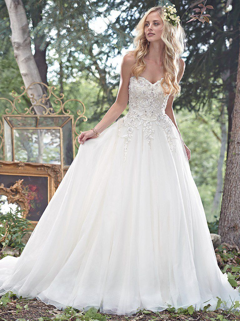 Cameron Wedding Dress | Maggie Sottero