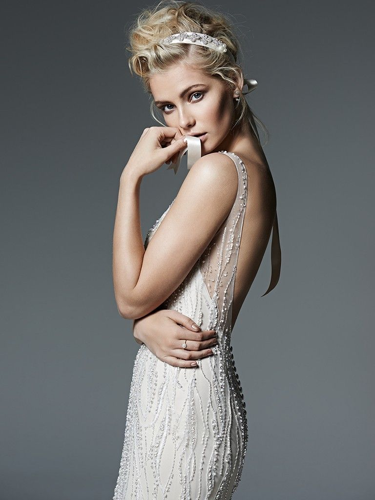 Show-stopping Wedding Gowns by Sottero and Midgley - Florinda wedding dress
