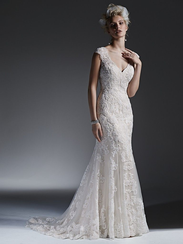 16 Best Wedding Gowns of 2016 - Lydia by Sottero and Midgley