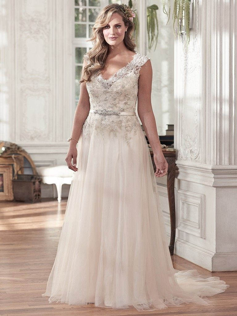 Maggie Sottero Wedding Dress Carmen 4ms011 Alt2