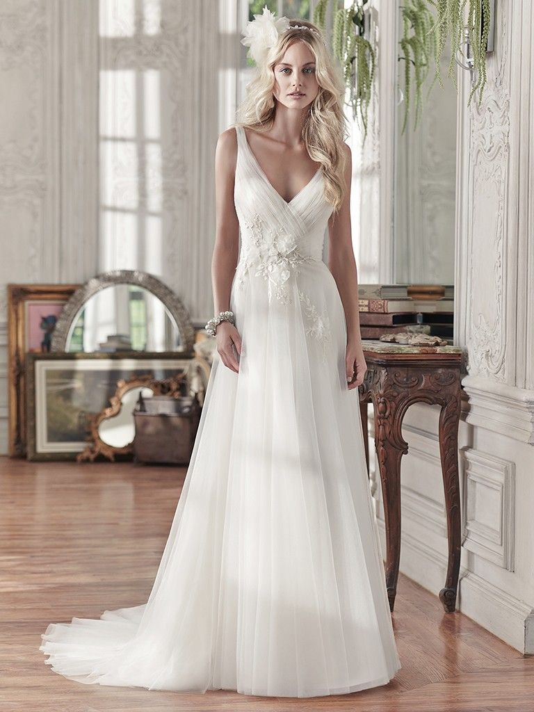 ladelle wedding dress maggie sottero