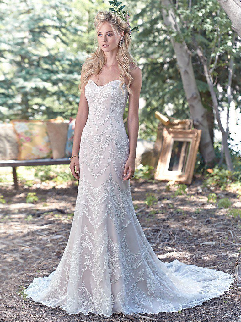 16 Best Wedding Gowns of 2016 - Kirstie by Maggie Sottero