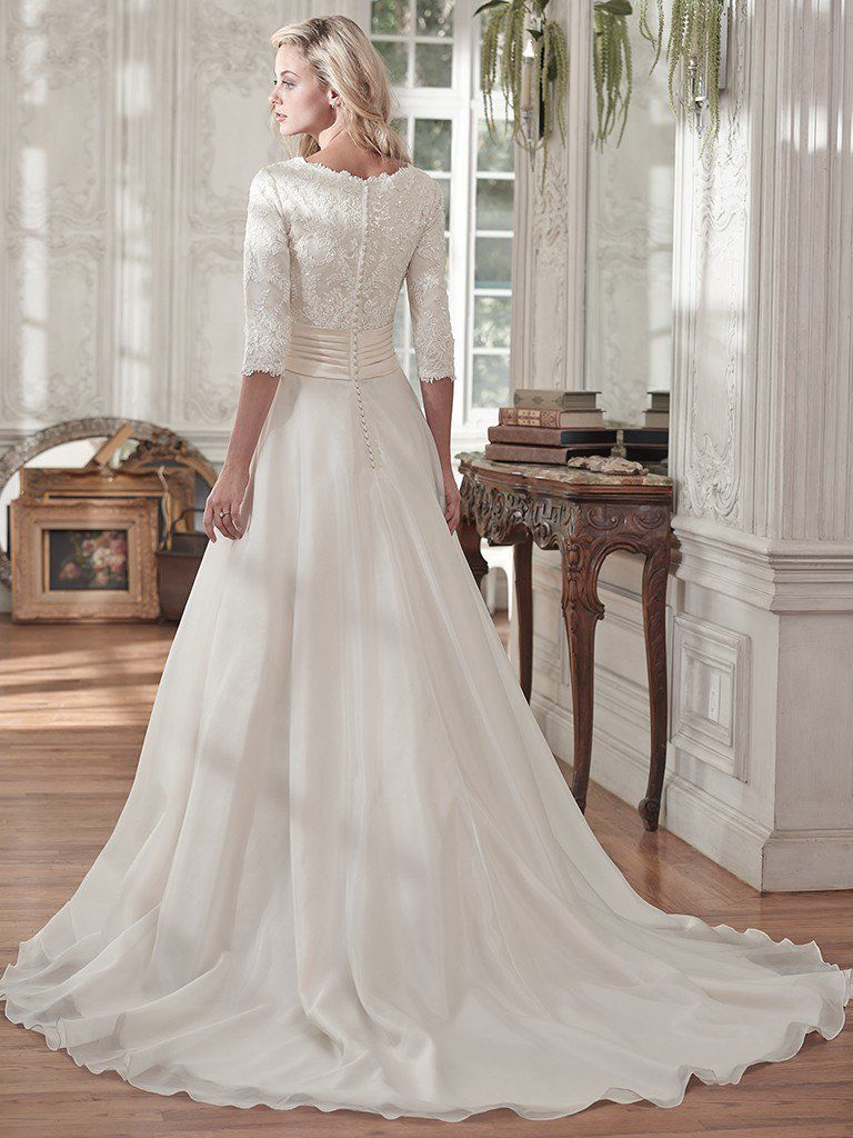 Brentleigh Wedding Dress | Maggie Sottero