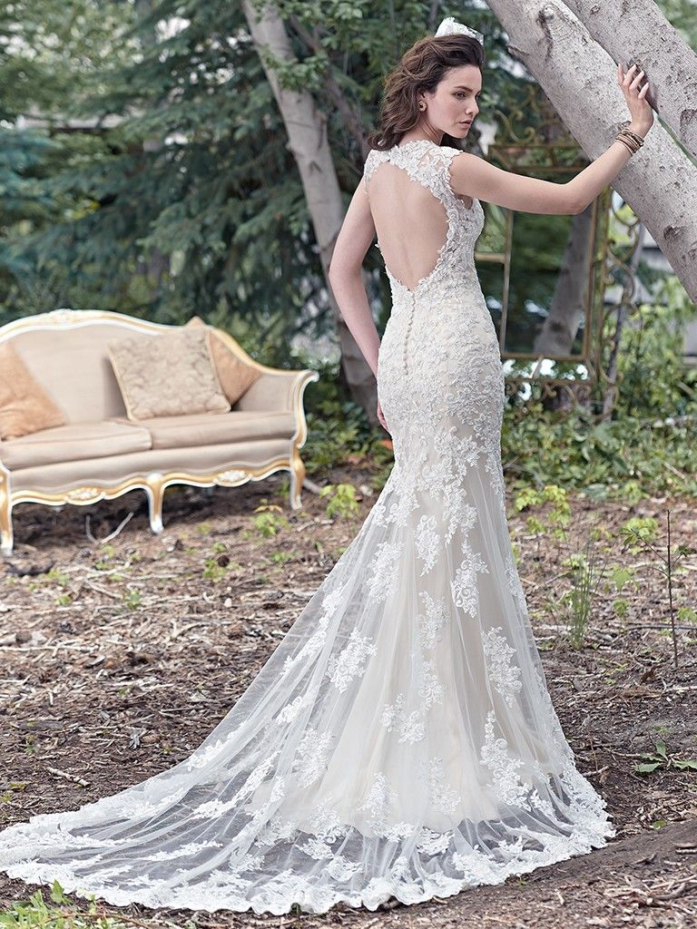 Collins Wedding Dress Bridal Gown | Maggie Sottero