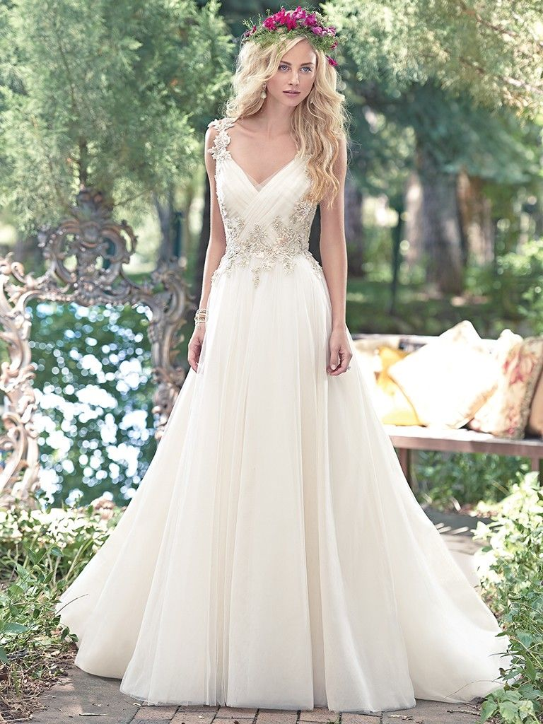 16 Best Wedding Gowns of 2016 - Shelby by Maggie Sottero