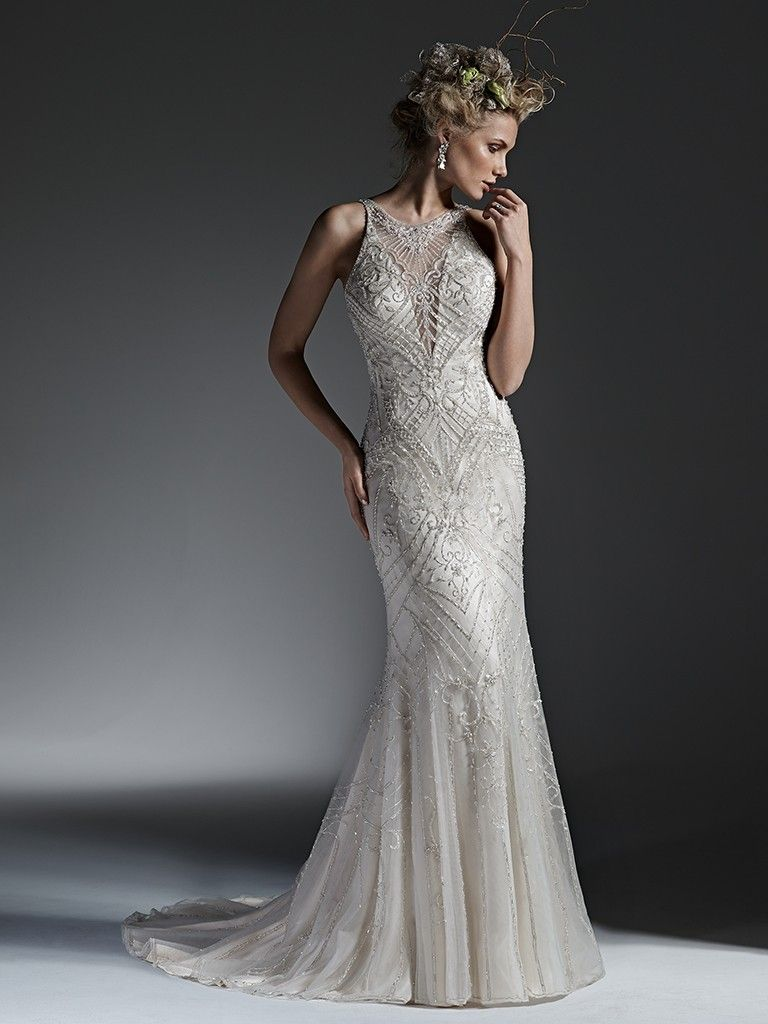 Show-stopping Wedding Gowns by Sottero and Midgley - Maui wedding dress