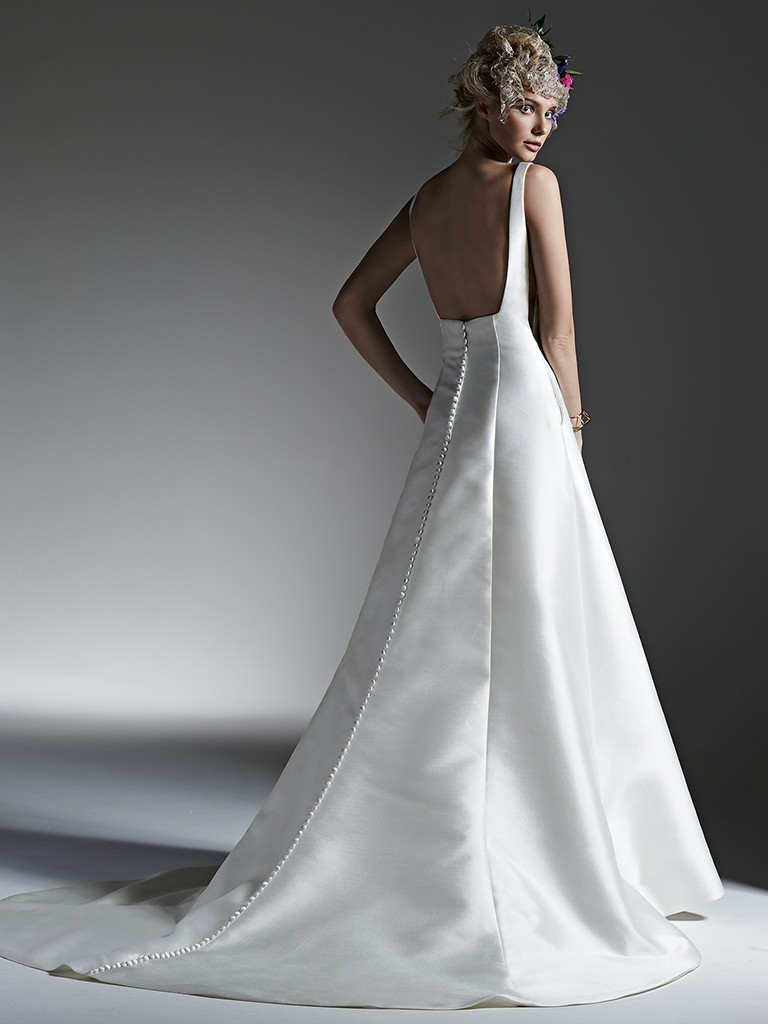 Silk and silk wedding dress alternatives for the glamorous bride silk and silk alternatives for the glamorous bride mccall by sottero and midgley junglespirit Images