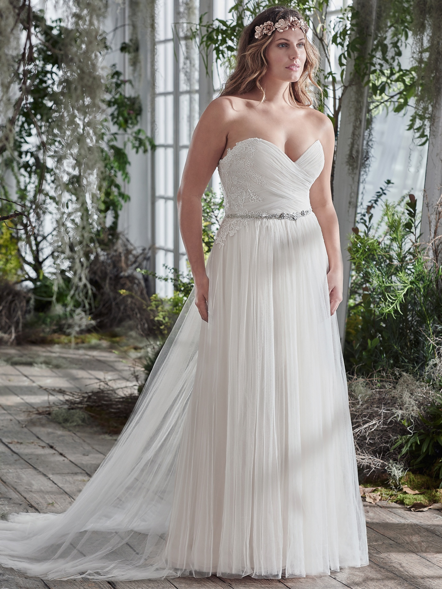 16 Best Wedding Gowns of 2016 - Patience by Maggie Sottero