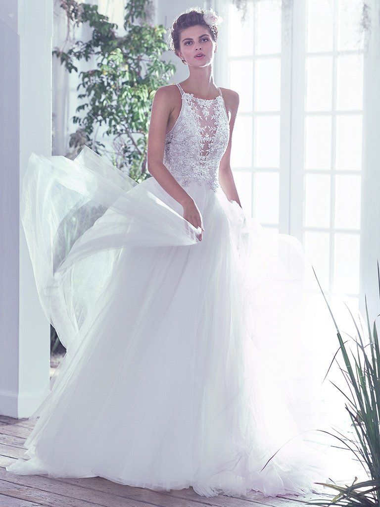 Lisette Wedding Dress | Maggie Sottero