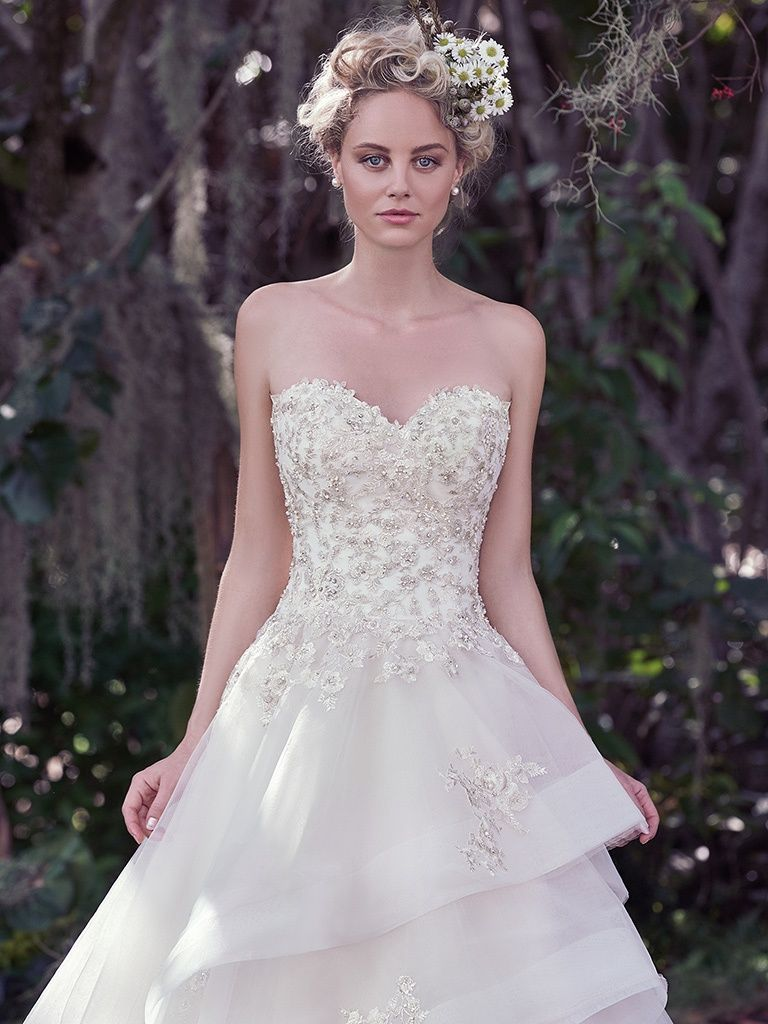 Katherine Wedding Dress | Maggie Sottero