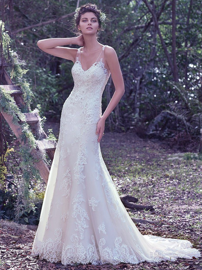 Wynter Wedding Dress | Maggie Sottero