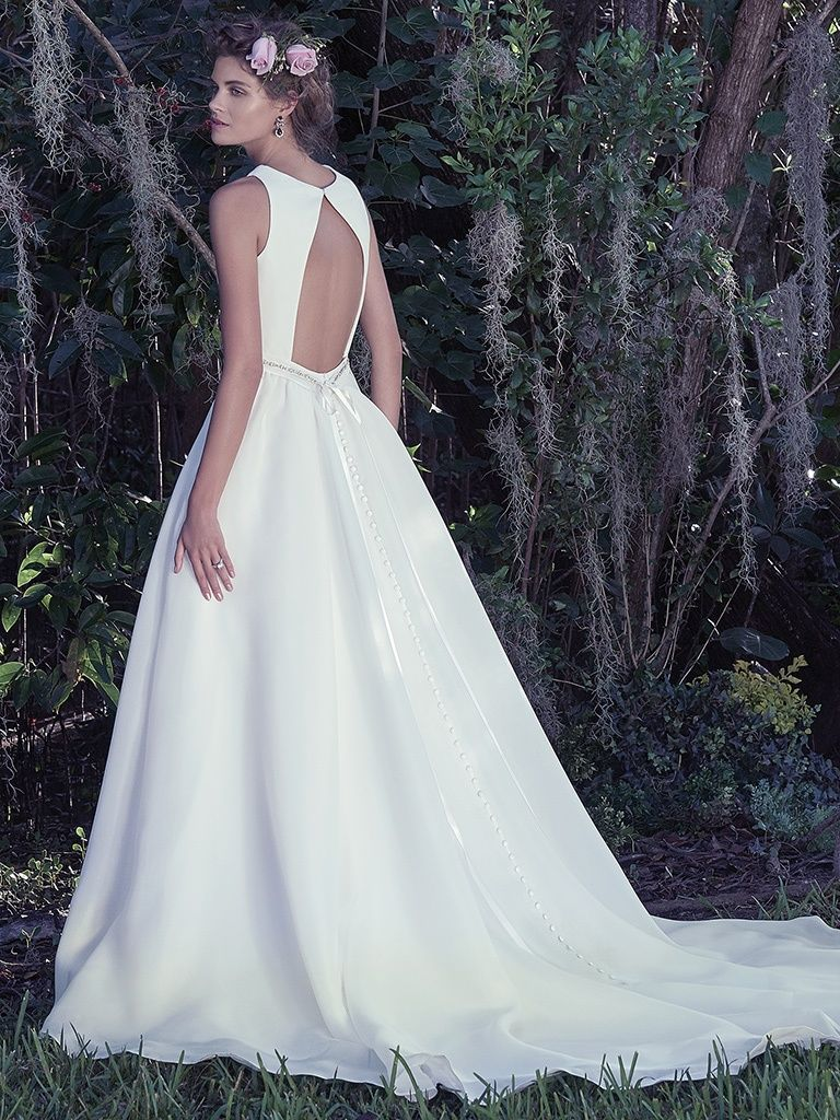 Anita wedding dress by Rebecca Ingram
