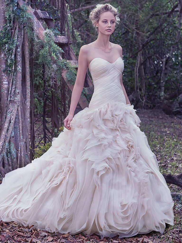 Discounted Wedding Dresses in MS
