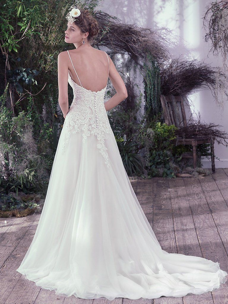 Beth Wedding Dress Bridal Gown | Maggie Sottero