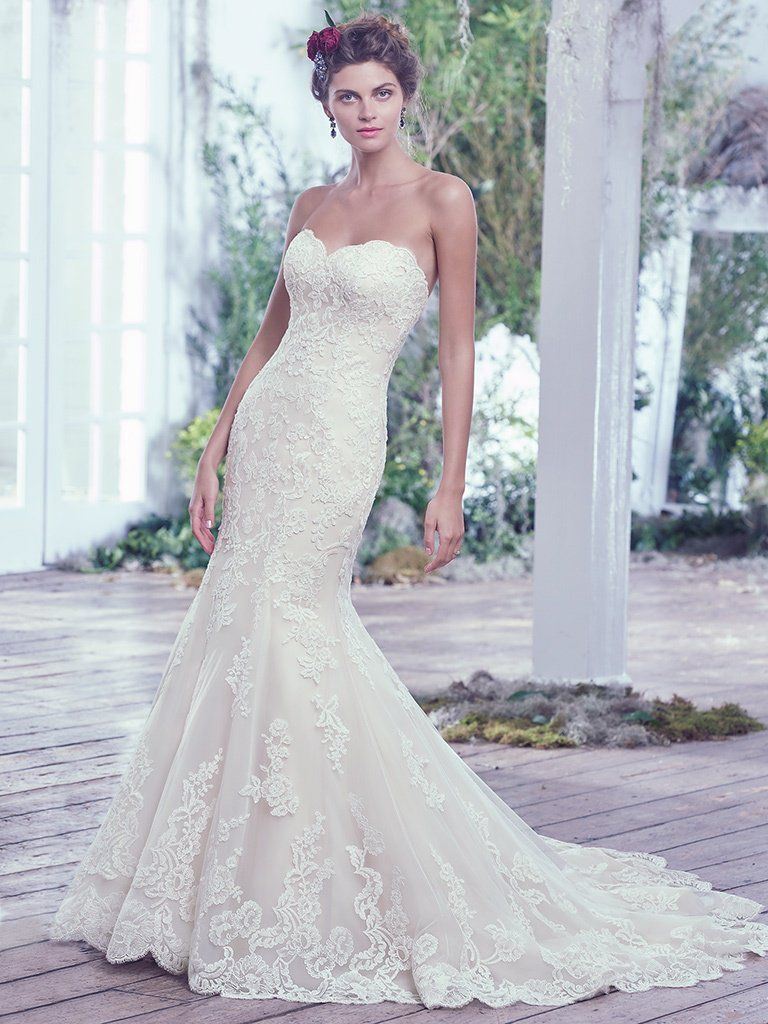 16 Best Wedding Gowns of 2016 - Valerie by Maggie Sottero