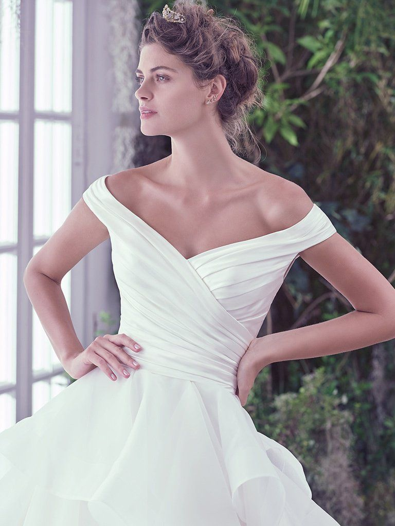 16 Best Wedding Gowns of 2016 - Zulani by Maggie Sottero