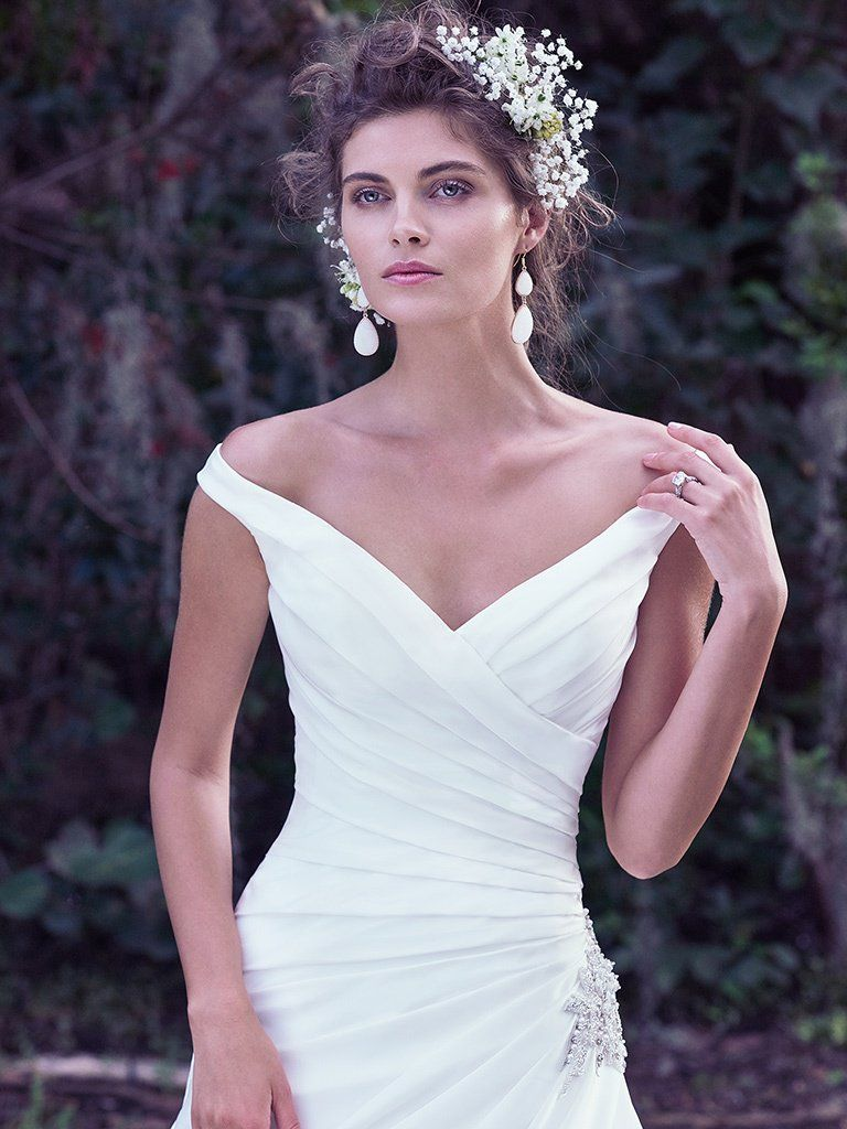 Finding the Perfect Dress for Your Body Type - Harper by Maggie Sottero