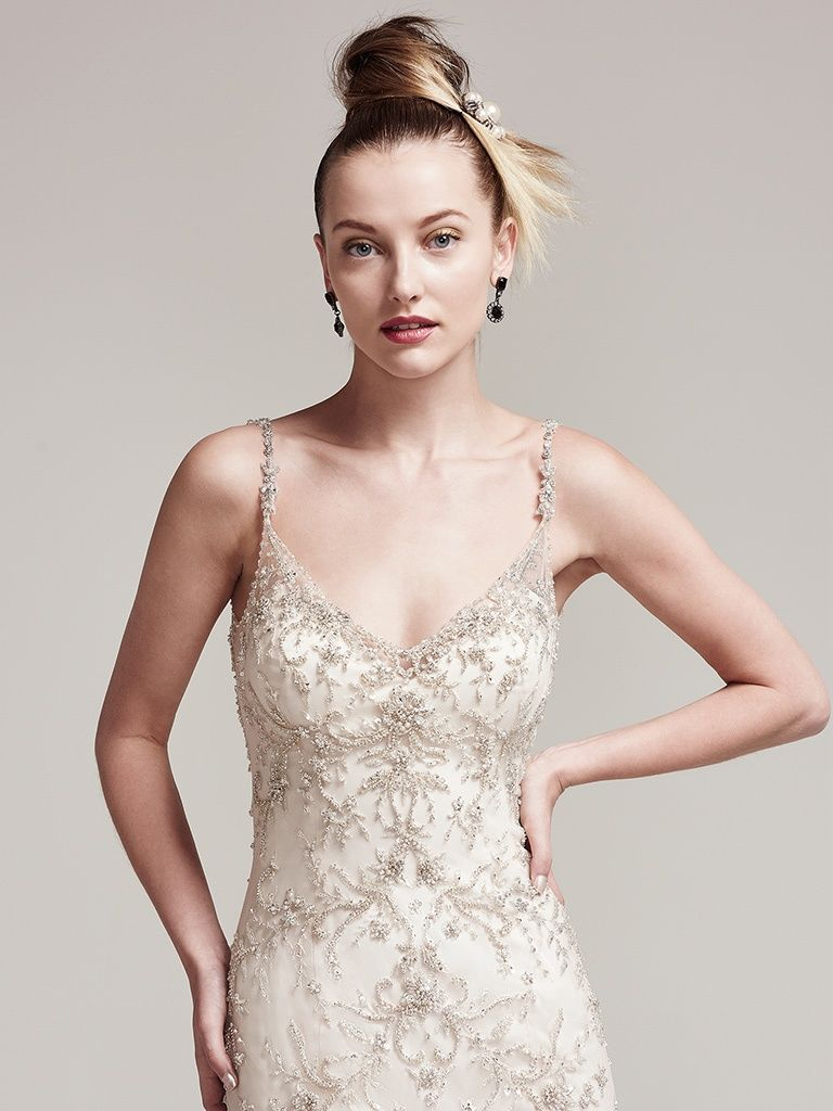 Sottero And Midgley Wedding Dress Erin 6SR858 Alt1