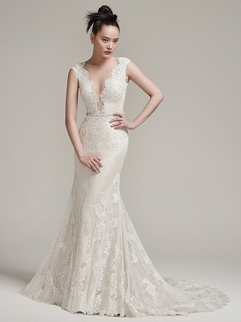 16 Best Wedding Gowns of 2016 - Wyatt by Sottero and Midgley
