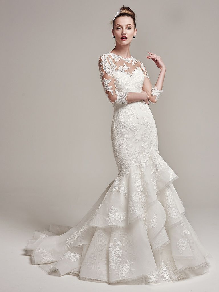 Finding the Perfect Dress for Your Body Type - Moriah by Sottero and Midgley
