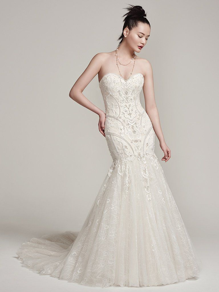 Nina Wedding Dress Sottero and Midgley